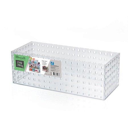 Caixa Modular 6 Em Ps Cristal Arthi