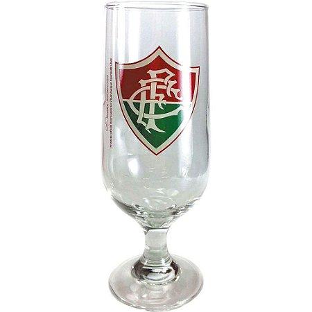 Taça de Cerveja 300ml Fluminense - Allmix