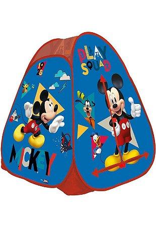 Barraca Toca Portátil Mickey Infantil - Zippy Toys