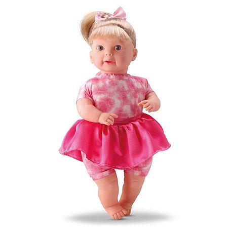Boneca Bebê Menina Mig's Fashion Acessórios - Bee Toys