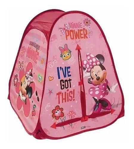 Barraca Portátil Infantil - Minnie - Disney - Zippy Toys