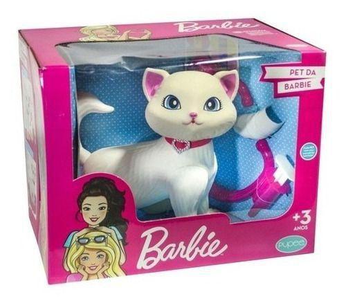 Barbie - Gatinha Pet Veterinária Blissa Pupee Original