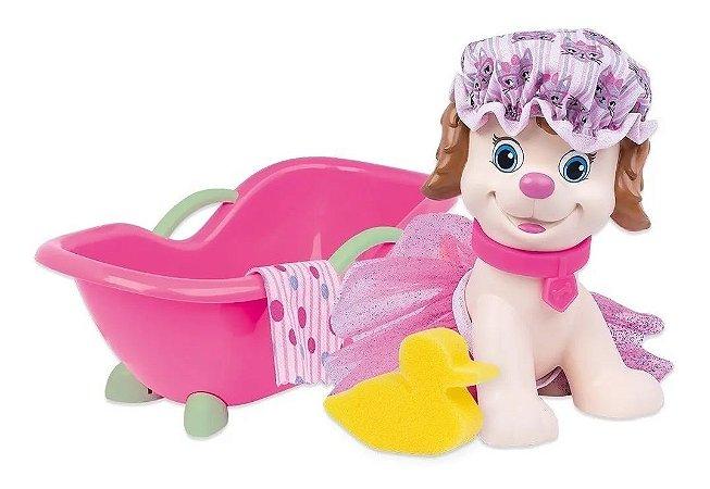 Cachorrinha Esquadrão Pet Banho Fêmea 415