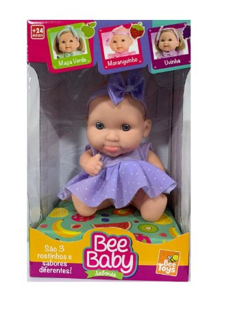 Bee Baby Sabores - Bee Toys