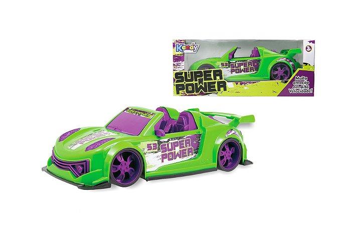 Carro Super Power Kendy