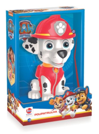 Cofrinho Marshal Patrulha Canina - Lider