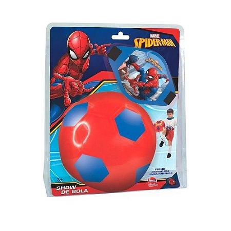 Show De Bola Embaixadinhas - Spiderman - Lider