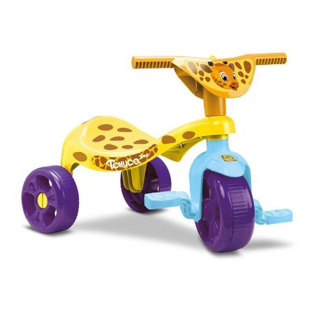 Triciclo Infantil Tchuco Zoo - Samba Toys