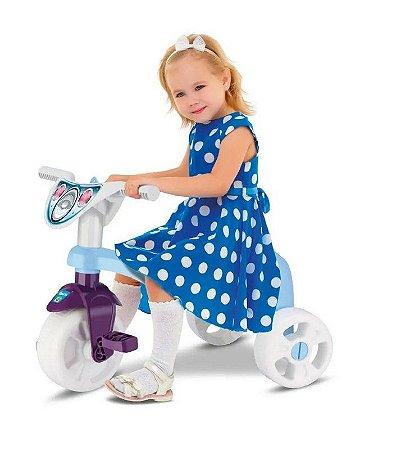 Triciclo Infantil Snow Neve Samba Toys