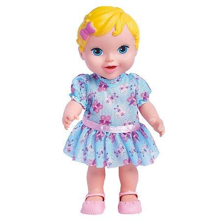 Boneca Babys Collection Faz Xixi - Super Toys