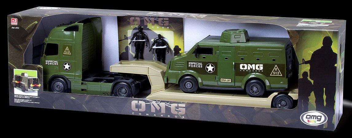 Caminhão Omg Comandos