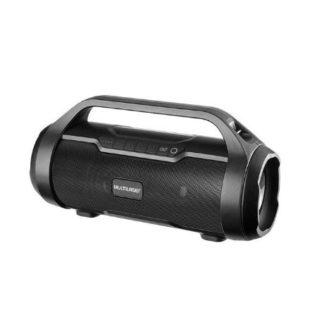 Caixa De Som Bluetooth Super Bazooka 180W