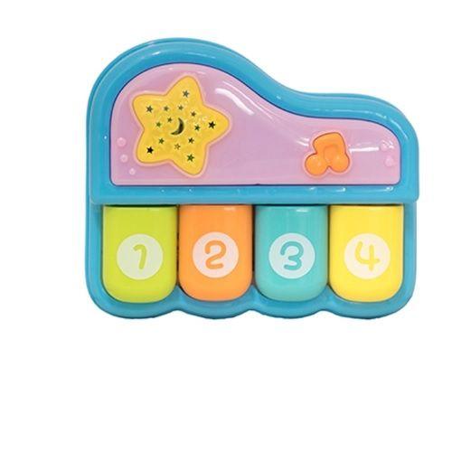 Mini Piano Musical Baby Bandinha Divertido - Bbr Toys