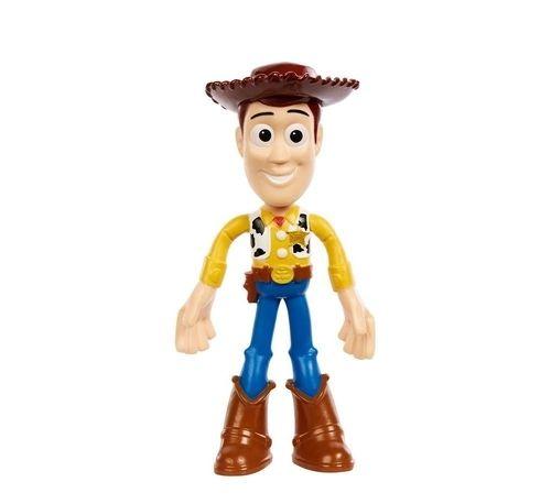 Boneco Articulado Toy Story 4 Bendy Woody Mattel - GGK84