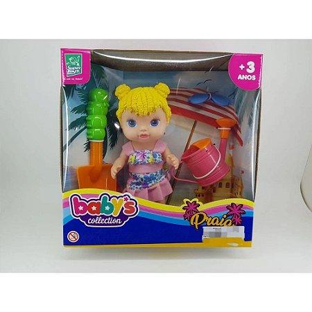Babys Collection Praia Loira - Super Toys