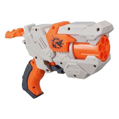 Lançador Super Shot Supreme Sigma - Dm Toys