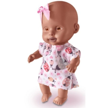 Boneca Sapekinhas Mini Collection Babies - 15 Cm - Milk