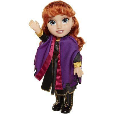 Boneca Anna com Vestido Luxo - Mimo