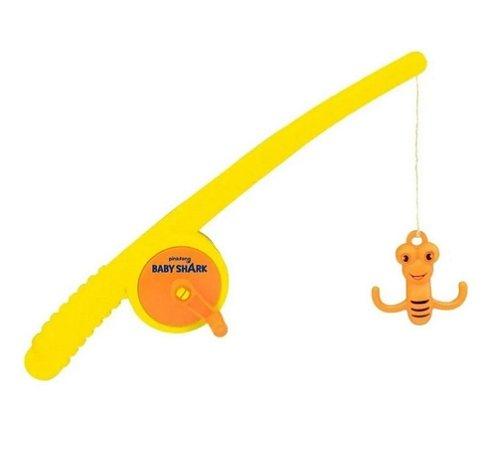 Kit Pesca Baby Shark - Toyng Toyng