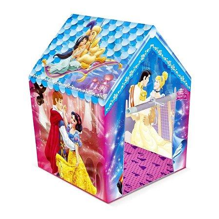 Casinha Das Princesas Disney - Líder Brinquedos
