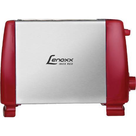 Torradeira Inox Lenoxx 127V