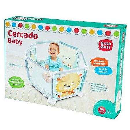 Cercadinho Baby Berço Cercadinho Para Bebês Portátil Dm Toys