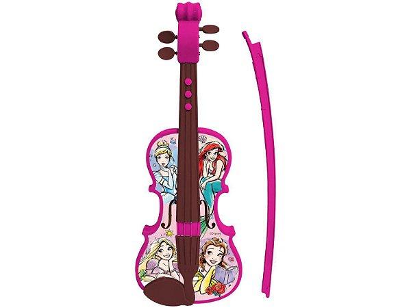 Violino Musical Princesas Toyng