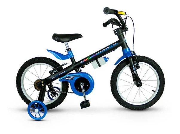 Bicicleta - Aro 16 - Apollo - Nathor