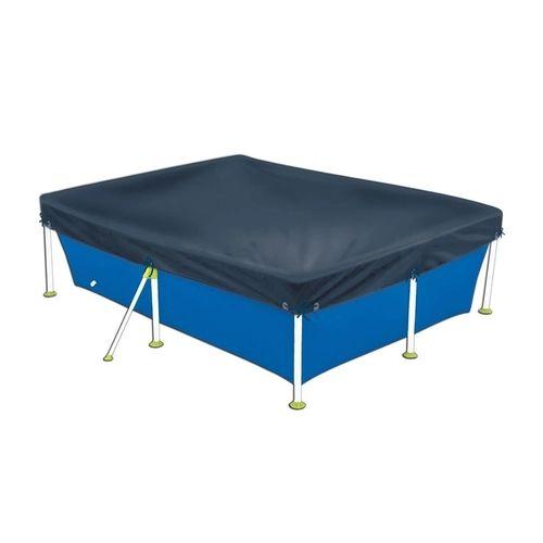 Capa Para Piscina 5000 Litros Premium Azul Mor