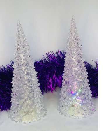Árvore de Natal Luminoso 27cms