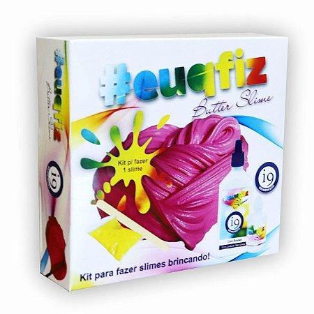 Conjunto de Slime - EUQFIZ - Kit 1 - Butter Slime - I9 Brinquedos