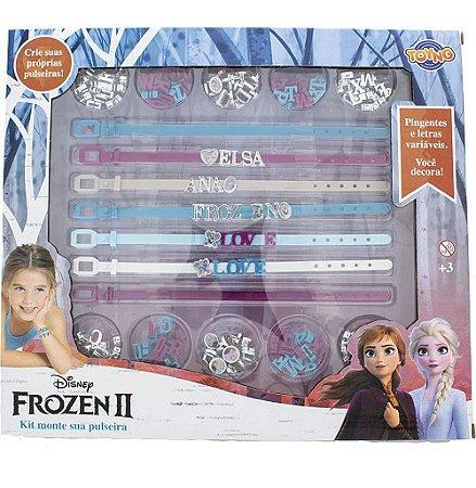 Kit Beleza com Pulseira Mágica Frozen - Toyng