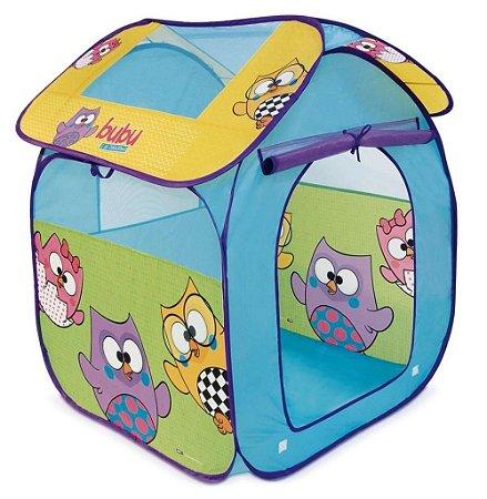 Barraca Infantil Casa Do Bubu E As Corujinhas - Zippy Toys