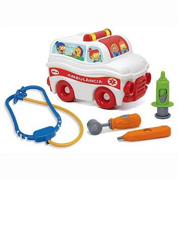 Sos Resgate Ambulancia - ELKA