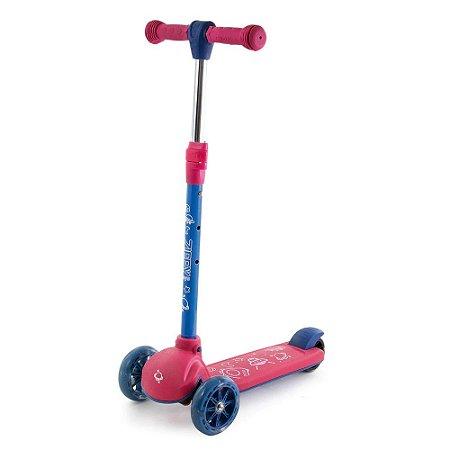 Patinete Rosa -  Zippy Toys