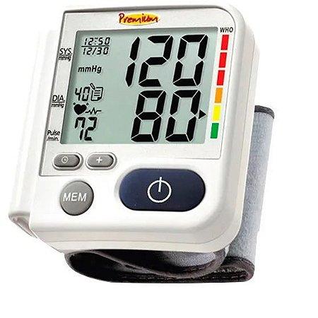 Aparelho Pressão Digital Automático de Pulso LP200 Premium