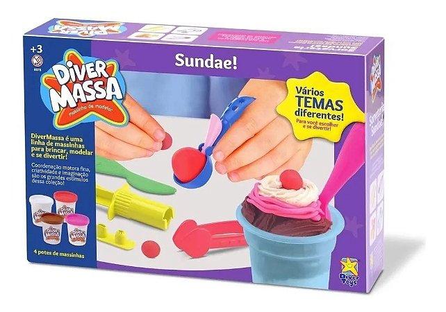 Diver Massa Sundae - Diver Toys