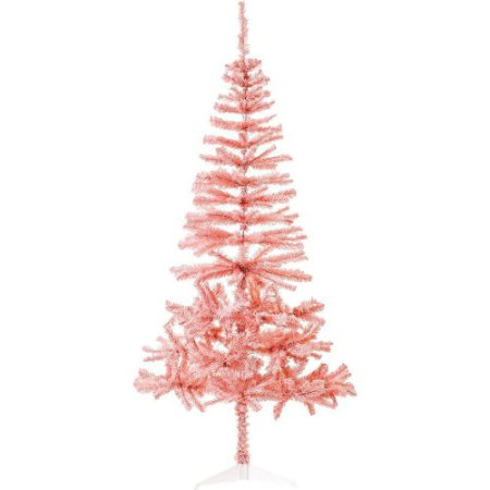 Arvore de Natal 120cm Rosa Wincy