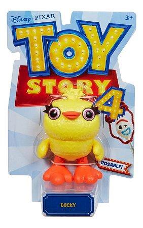 Figura Articulada Disney Toy Story 4 Ducky - Mattel
