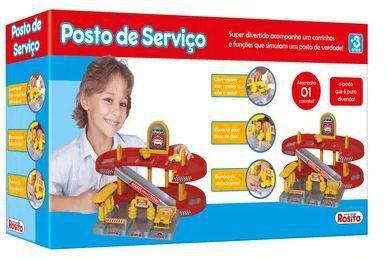 Posto de Serviço - Rosita