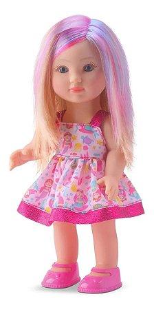 Boneca Menina Youtuber You Girl Hair Style - Diver Toys