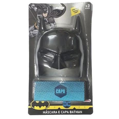Mascara E Capa Batman Comics Rosita