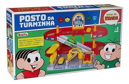 Posto Infantil De Brinquedo Turma Da Monica - Rosita