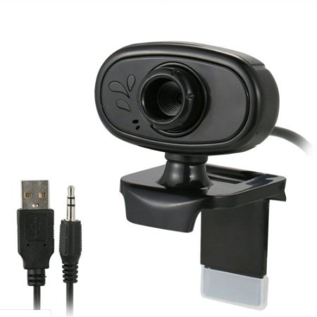 Câmera webcam Alta Resolução - bright