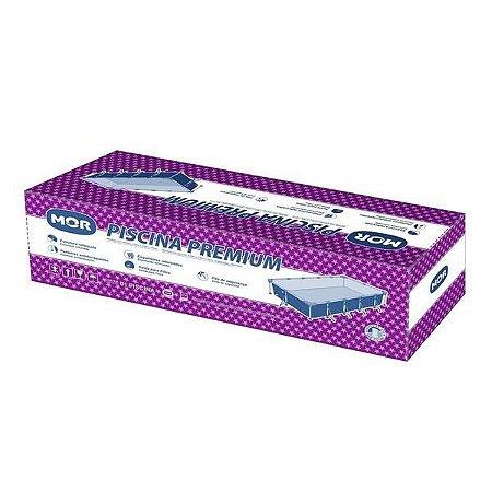 Piscina Premium 7600 Litros Retangular - Mor