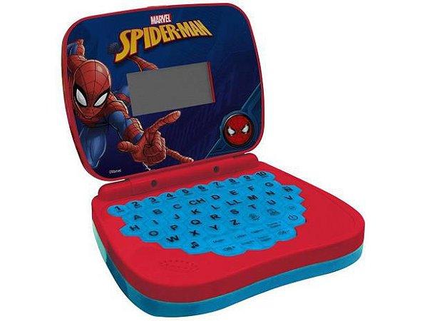Laptop Infantil Spider-Man Musical - Candide