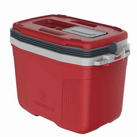 Caixa Térmica SUV 32L Vermelha -Termolar
