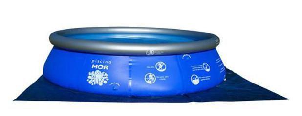 Forro para Piscina 9000 L Splash Fun - Mor