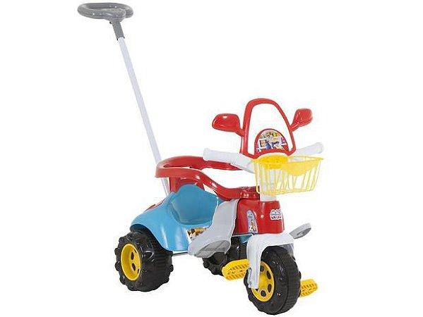 Triciclo Infantil Haste Removível Zoom Max - Magic Toys