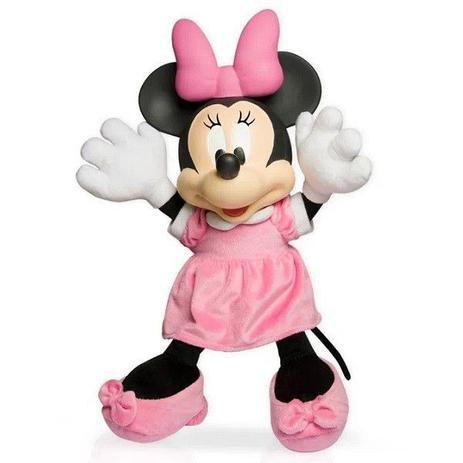 Boneca Minnie Baby Brink